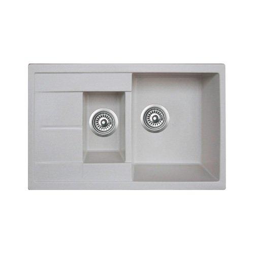 Кухонная мойка Platinum 7850W