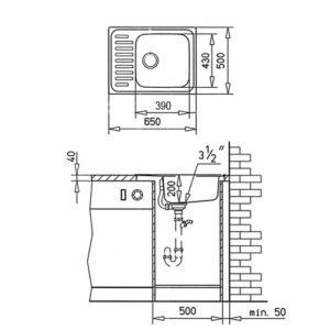 Схема Platinum 6550