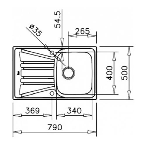 Схема Teka Basico 79 1B 1D