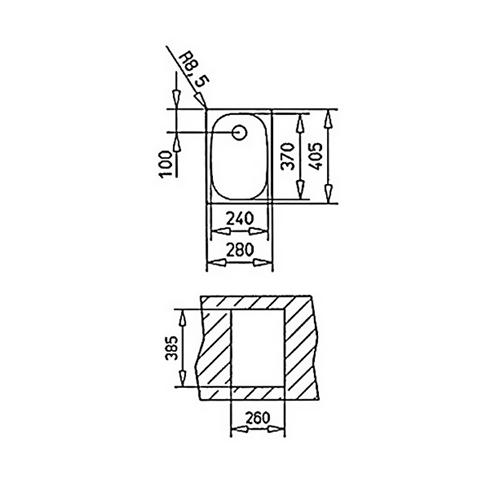 Схема Teka Universal E 1B